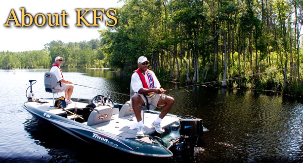 About the king fisher society for Freshwater fishing in north carolina